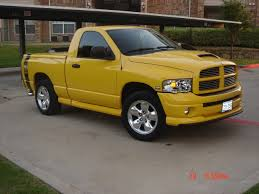 Dodge Ram Yellow - daddybee 2005 dodge ram 1500 regular cab specs photos