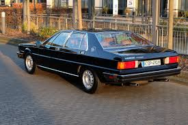 maserati trident tattoo 1983 maserati quattroporte iii 4 9 manuale neuwertig one of the