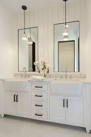 Mirrors Bathroom Vanity Bathroom Shiplap Wall Mirrors Bathroom With Shiplap Wall
