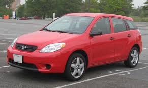 2003 toyota matrix information and photos zombiedrive