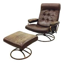 Stressless Chair Prices Gently Used Ekornes Asa Furniture Up To 40 Off At Chairish