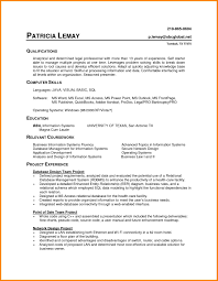 Examples Of Special Skills For Acting Resume by Resume Computer Skills Proficiency Virtren Com