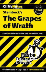 The Grapes Of Wrath Sparknotes The Grapes Of Wrath Sparknotes Literature Guide By Sparknotes