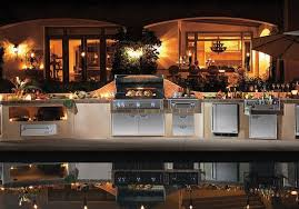 outdoor kitchen design and fabrication naples marco island