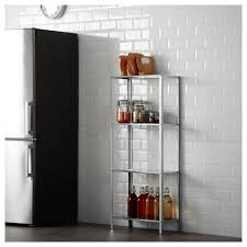 Metal Utility Shelves by Hyllis Shelf Unit Ikea