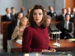 the good wife hairstyle the good wife review goodbye julianna margulies people com