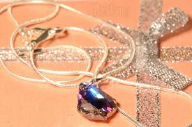 jewelry crystal necklace images Purple jewelry crystal jewelry swarovski crystal jewelry jpg