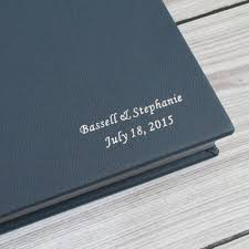 leather wedding photo album leather wedding albums albums remembered