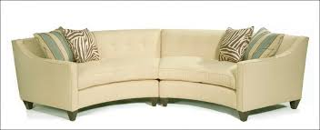 Curved Sofas For Small Spaces Furniture Curved Couches And Sofas Curved Small Sectional Small