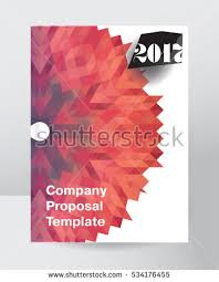 white paper report template annual report template layout white paper stock vector 534176455