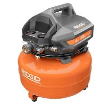 Home Depot Deal Of Day by Ridgid 6 Gal Portable Electric Pancake Compressor Of60150ha The