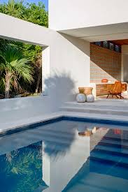 Cool Pool Houses Refreshing Natural Plants Around Cool Pool House Ideas Illuminated