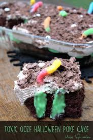 halloween poke cake miss information