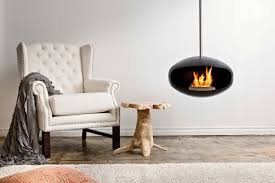 cocoon fireplaces by federico otero design milk