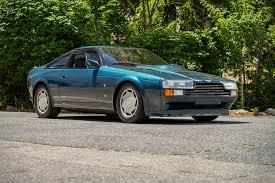 1988 Aston Martin V8 Vantage Zagato Uncrate