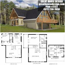 icf home designs waterfront icf house plan 2122 toll free 877 238 7056