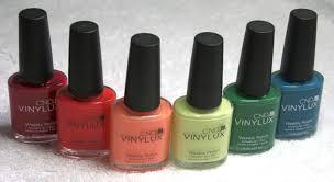 cnd vinylux rhythm u0026 heat summer u002717 collection the polished