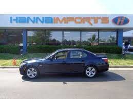 bmw 5 series xi used bmw 5 series for sale in raleigh nc edmunds