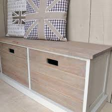 banquette storage bench with drawers throughout plan wood cushion