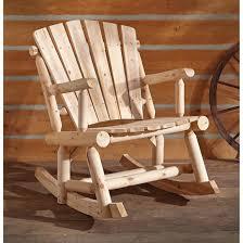 Broken Rocking Chair Castlecreek Oversized Adirondack Rocker 657797 Patio Furniture
