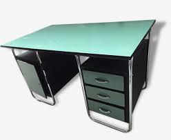 bureau vert bureau vert d administration torck métal vert vintage 150970