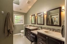 cool master bathroom design for home interior upscale