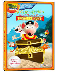 toopy and binoo vroom vroom zoom treasure hunt bilingual