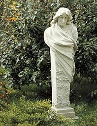 chilstone s sleek and modern statute of the fabled leda and the
