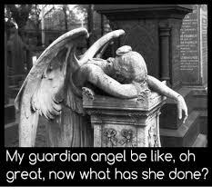 Angel Meme - 25 best memes about my guardian angel be like my guardian