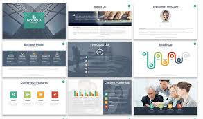 free powerpoint templates design 2017 business template