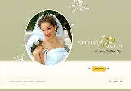 wedding web wedding flash web templates