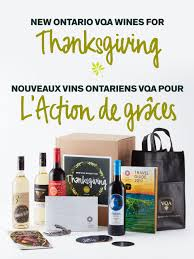 vqa wines for thanksgiving lcbo