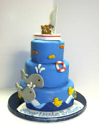 nautical baby shower cakes nautical theme cake for twins cake