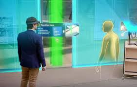 sketchup viewer on hololens for 3d modeling cool wearable