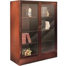 Glass Bookcases With Doors Hale Glass Door Bookcases