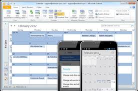 sync outlook calendar with android features android sync sync android with outlook via usb