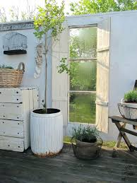 Shabby Chic Garden Decorating Ideas Country Garden Decor Shabby Chic Garden Ideas Decor Of