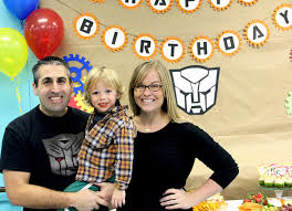 transformer party supplies ethan turns 4 his rescue bots birthday party bash
