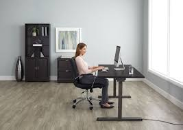 realspace magellan height adjustable desk realspace outlet magellan performance electric height adjustable