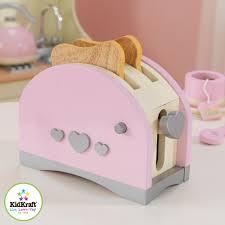 toaster kinderküche kidkraft prairie toaster 23cm küchenzubehör kinderküche spielküche