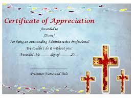 21 best pastor appreciation certificate templates images on