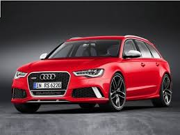 audi rs price in india audi to launch rs6 avant tomorrow get expected price features