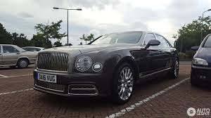 bentley mulsanne black 2016 bentley mulsanne ewb 2016 7 september 2016 autogespot