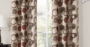 curtains awesome red kitchen curtains and valances with andllow