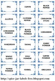 editable printable jar labels spice labels templates etame mibawa co