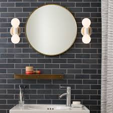 Electric Bathroom Mirrors Grant Mirror Schoolhouse Electric