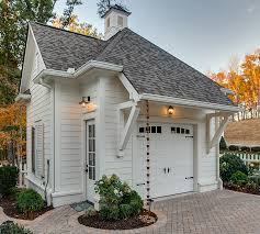 southern living garage plans the addition to any home site this classic detached