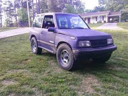 chevy tracker 1990 1990 chevy geo tracker 4x4 for sale 4x4 cars