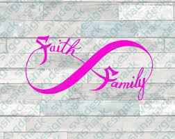 family infinity etsy