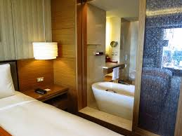 Open Bathroom Concept by Where Is Fatboy Hcmc Intercontinental Asiana Hotel